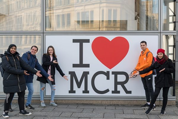 Learn English in Manchester