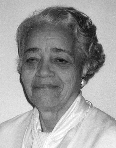 Dorothy Vaughan, mathematician for NASA.