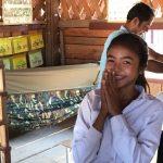 EC Cambodia student