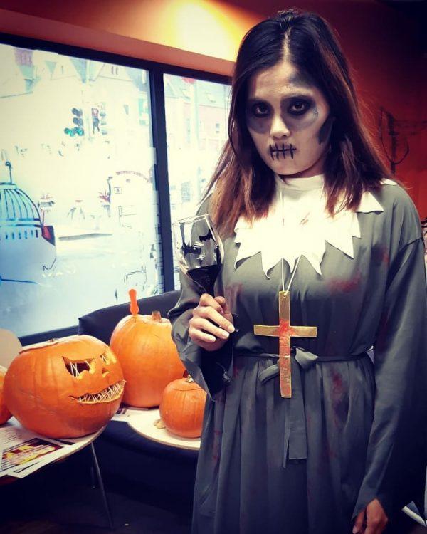 Halloween at EC Dublin