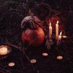Creepy English Idioms Hallowe'en