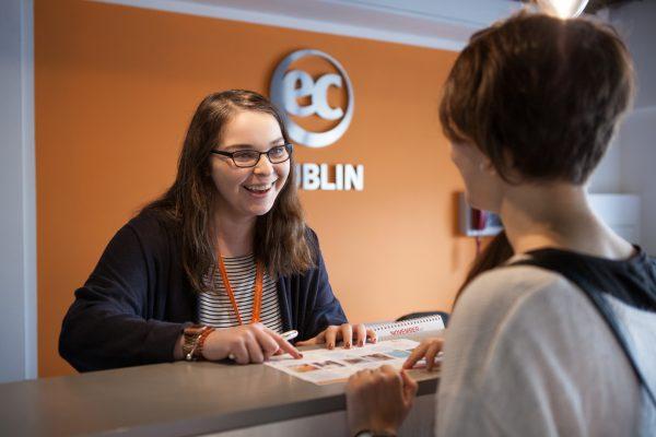 The Orange Carpet Experience at EC Dublin 30+