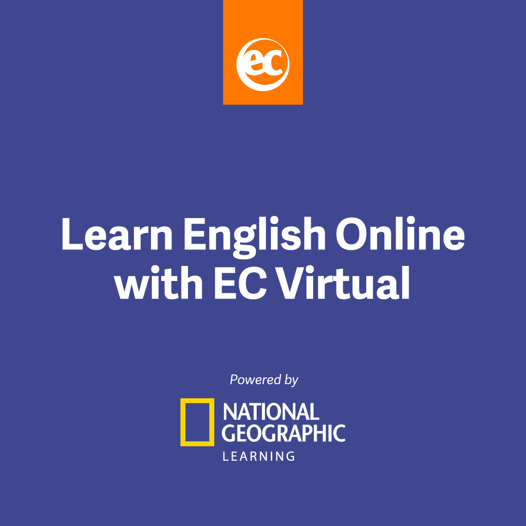 learn English Online with EC Virtual
