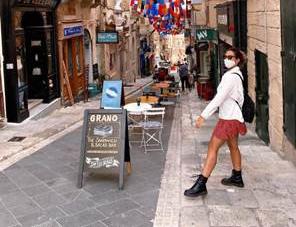 EC Malta Student Sara