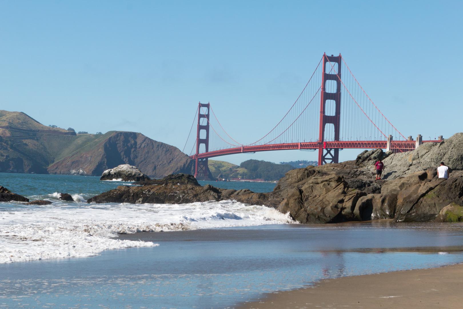Learn English in San Francisco