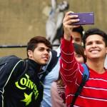 Studenti d'inglese a Bristol