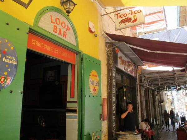 Loop Bar, Valletta