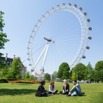 London Eye di Londra