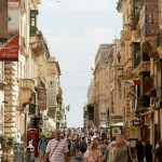 La Valletta centro città