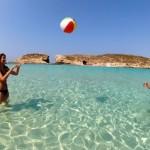 Isola di Comino a Malta
