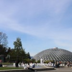 Il Bloedel Conservatory a Vancouver in Canada