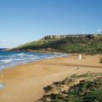 ramla bay malta Gozo
