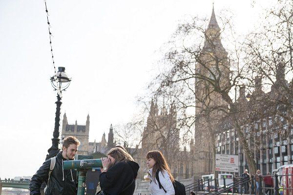 scuola d'inglese di Londra