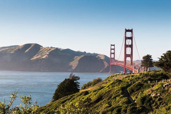 Visita il Golden Gate