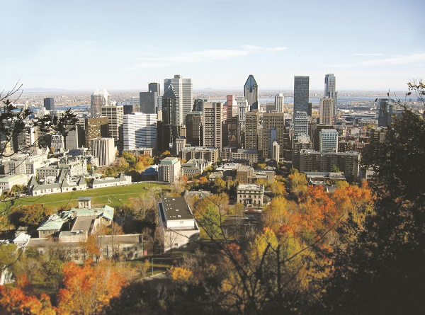 Studia inglese a Montreal con EC English