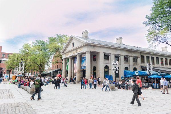 Esplora la citta' di Boston