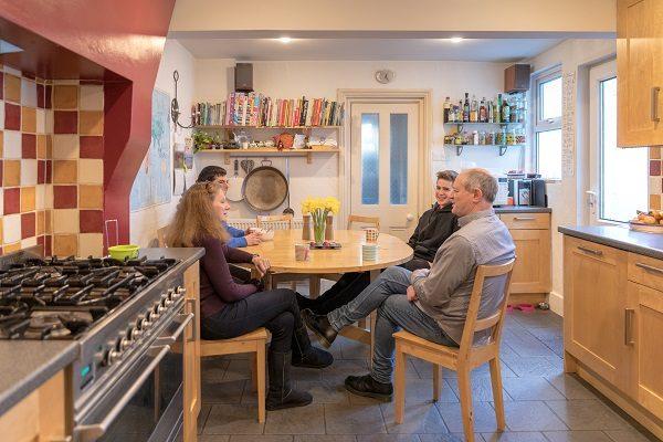 Opta per l'alloggio in famiglia a San Diego