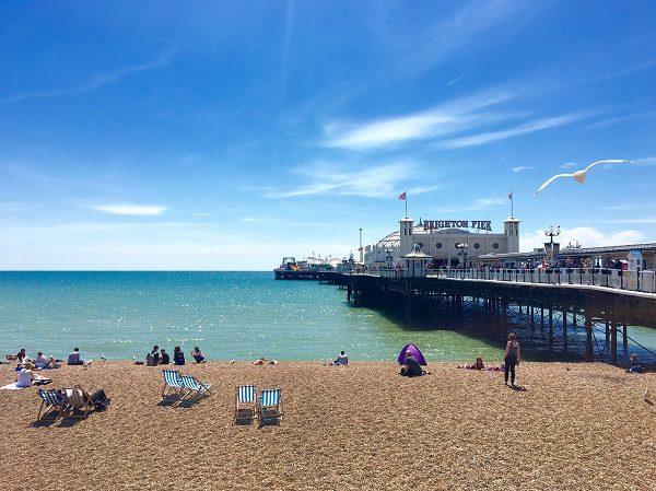 Esplora Brighton con EC English
