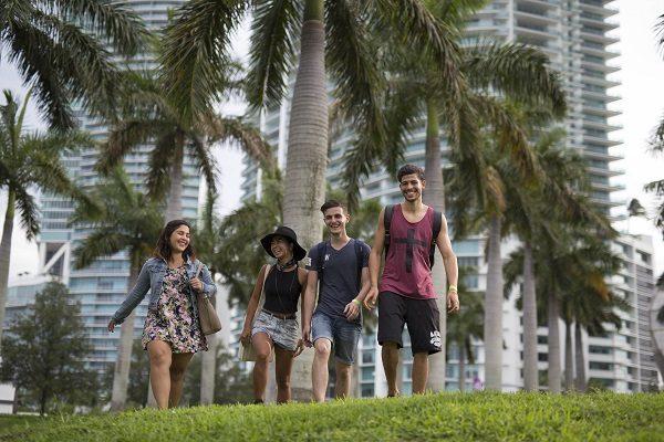 Migliora il tuo inglese in Florida