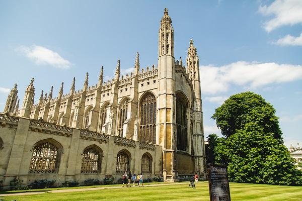 Visita la vera Cambridge