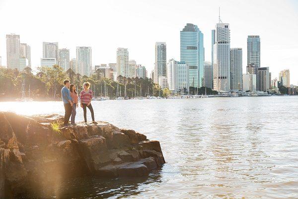 Brisbane es una ciudad que te dejará sin aliento