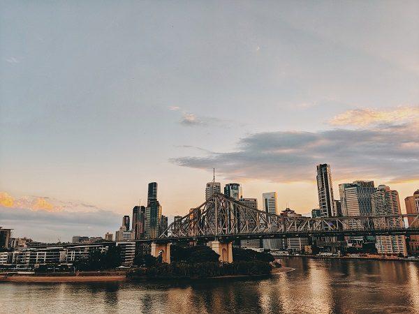 El Story Bridge en Brisbane fue inspirado por el Jacques Cartier Bridge en Montreal