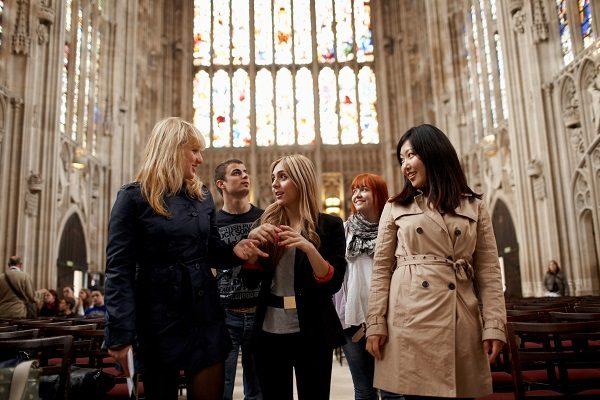 Alumnos De Cambridge