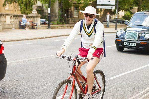 Paseo en bicicleta por Oxford