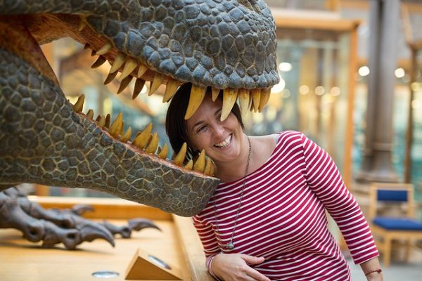 Visita al museo en Oxford