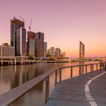 la belleza de Brisbane