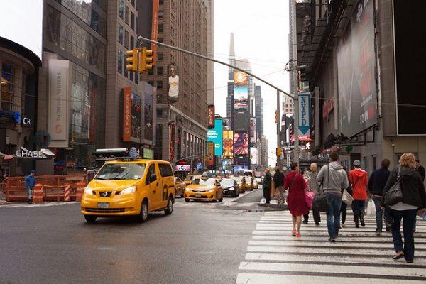 Las bellas calles de Nueva York
