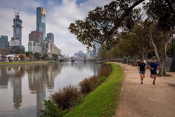 Si vas a estudiar inglés en Melbourne este mes vas a amar su clima veraniego.