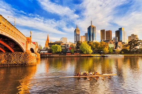 estudiar inglés en Melbourne