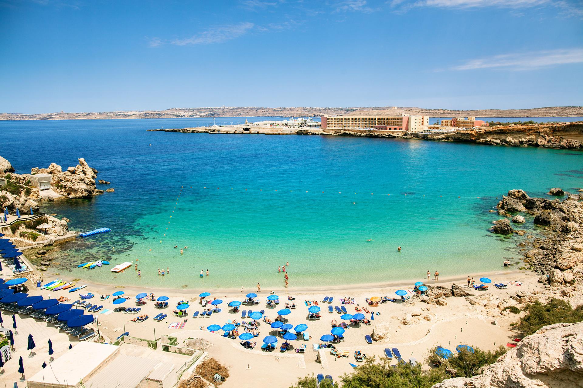 Paradise Bay en Malta