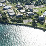 Lake Ontario at SUNY Oswego