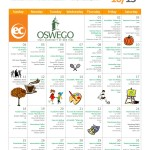 Improve your English by Attending October's Campus Activities
