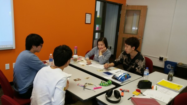 Learn English for Academic Purposes on Campus with EC Oswego