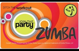 First_Zumba_Class_With_Morgan