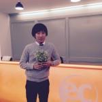 yuki from japan intern EC washington dc