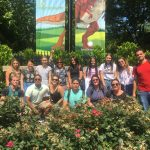 EC Students at the Zoo