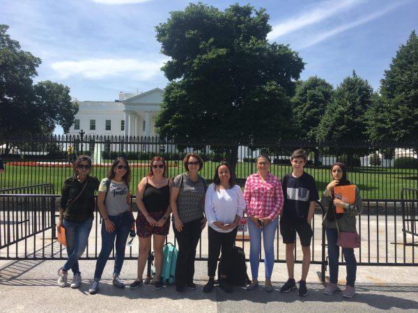 New Students at the White House