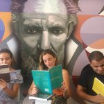 EC students study together