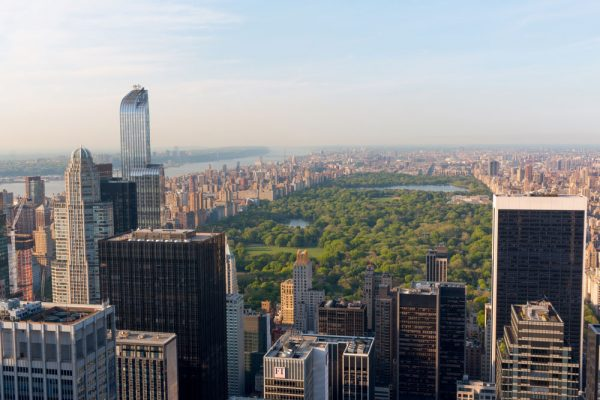 After English lessons, you can relax in Central Park and enjoy the best of New York City.