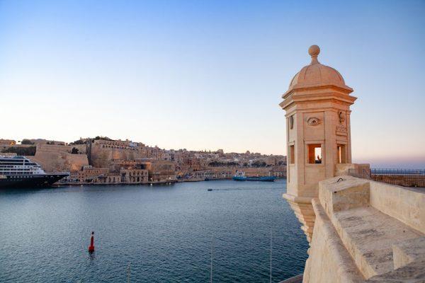 Malta é uma lugar inspirador para quem quer aprender inglês
