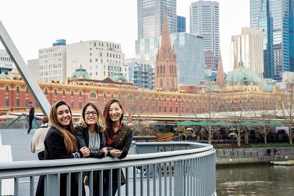 Escola de inglês em Melbourne