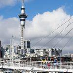 A Sky Tower é uma das atrações de Auckland