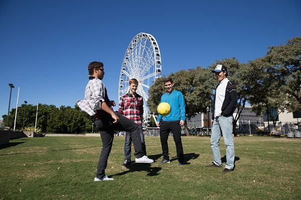 Visite a Wheel of Brisbane