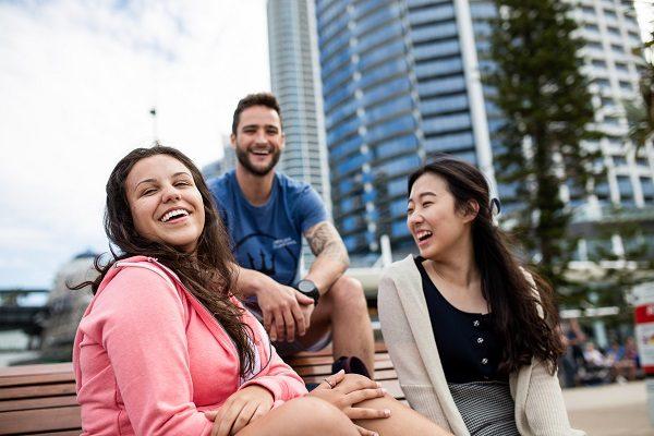 Estude inglês em Gold Coast