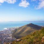 A Cidade do Cabo tem uma natureza incrível