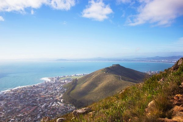 Take an English course in Cape Town and see amazing places